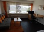 Doppel City mit Balkon/ Sitzecke